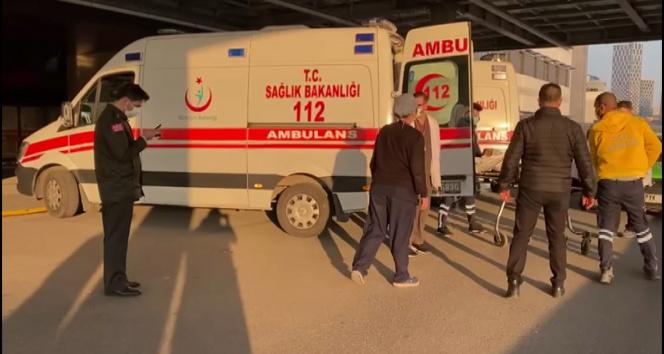 Bitlis'teki helikopter kazasında yaralanan asker İstanbul'a getirildi