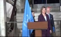 BM Suriye Özel Temsilcisi ile AB Temsilcisi görüşme yaptı