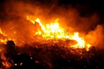 Buca'daki yangın NATO bölgesine sıçradı!