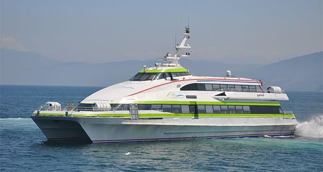 Bursa'da bazı feribot seferleri iptal edildi