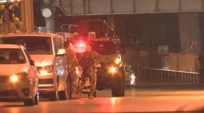 Çatallı Saldırgan Kendini Önce Metrobüse Ardından Ambulansa Kitledi
