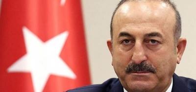 Çavuşoğlu: 'Ulusal güvenliğimiz bakımından çok ciddi bir tehdit söz konusu'