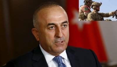 Çavuşoğlu: 'YPG Fırat'ın doğusuna geçmezse hedef olacaktır'