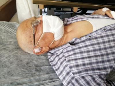 Cenazeye Katılmak İsteyen Yaşlı Adam Ölümden Döndü