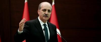Kurtulmuş:'Türkiye'nin kabul edebileceği birşey değil'
