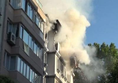 Changir'de patlama! 1 ölü