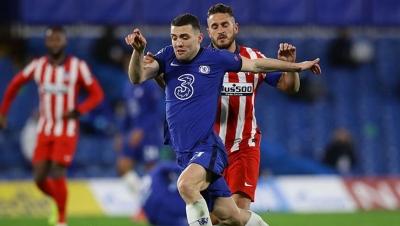Chelsea, Evinde Atletico Madrid'e Geçit Vermedi