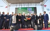 CHP lideri Kılıçdaroğlu temel atma törenine katıldı