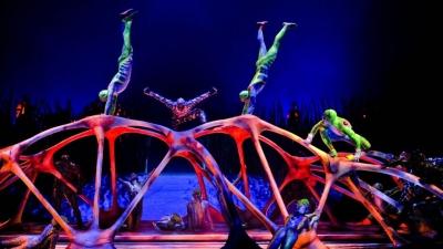 Cirque du Soleil'in ekipmanları gümrükte bekletiliyor