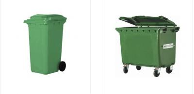 Çöp Konteynerlerinde En Yeni Modeller