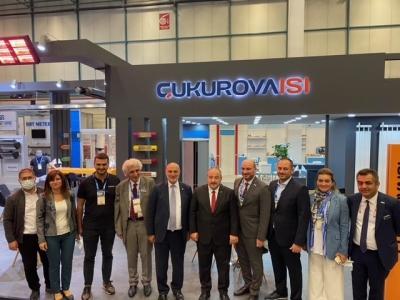Çukurova Isı, ISK Sodex Faurı'nda Yenilikçi Ürünlerini Tanıttı