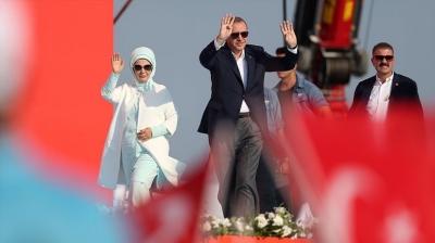 Cumhurbaşkanı Erdoğan: 'FETÖ birçok sinsiliği hesap etti de, bu milleti hesap edemedi'