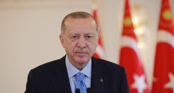 Cumhurbaşkanı Erdoğan'dan sağlık çalışanlarına mektup
