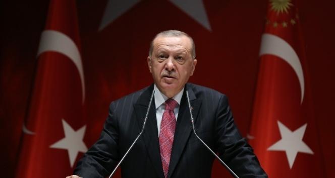 """Cumhurbaşkanı Erdoğan: """"Meclis'te yeni bir komisyon oluşturuyoruz"""""""
