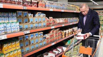 Cumhurbaşkanı'nın Talimatı Üzerine Tarım Kredi Marketlerinin Sayısı Çoğaldı