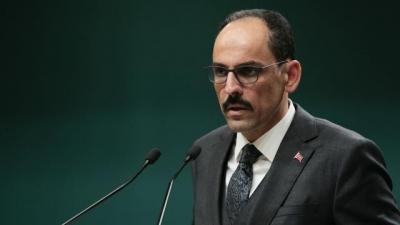 Cumhurbaşkanlığı Sözcüsü İbrahim Kalın, ABD Ulusal Güvenlik Danışmanı İle Görüştü