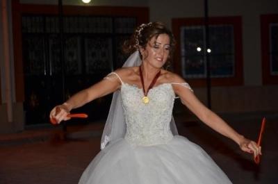 Darbe girişimi nedeniyle kendi düğününe gidemedi!