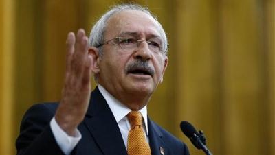 Meclis TV, Kılıçdaroğlu'nun konuşmasını yayınlamadı!