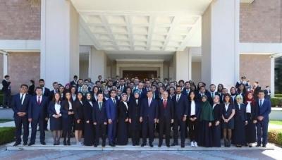 Davutoğlu'nun son misafirleri