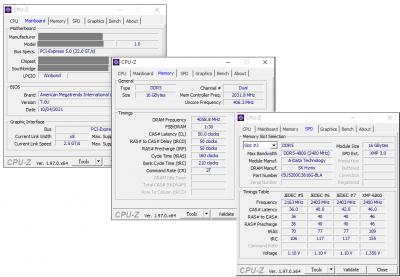 DDR5 RAM'lerin İlk Hız Aşırtma Rekoru XPG'nin Oldu