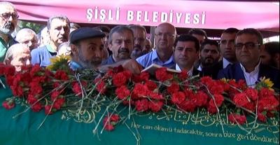 Demirtaş: Türkali barışı görebilmek için büyük mücadele  verdi