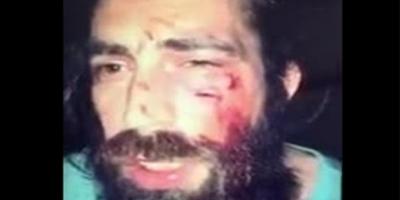 Türk bayrağını tutmadığı için dayak atıp, video çektiler