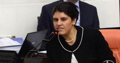HDP'li Dilek Öcalan serbest bırakıldı