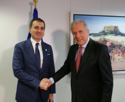 Dimitris Avramopoulos: 'Türkiye asla yalnız değildir'