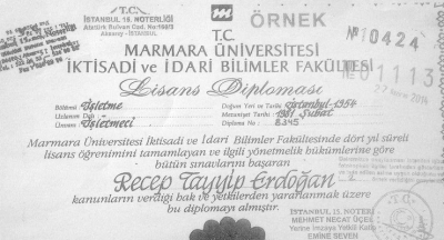 Diploma tartışması AYM'de!