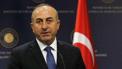 Dışişleri Bakanı Çavuşoğlu : 'ABD,PYD'ye silah verirse teröre destek veren konumuna girer'