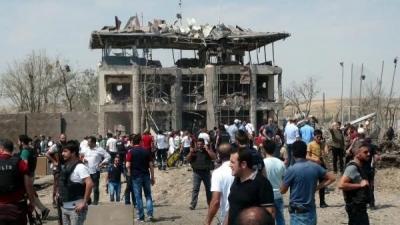Diyarbakır patlamasına ilişkin flaş gelişme!