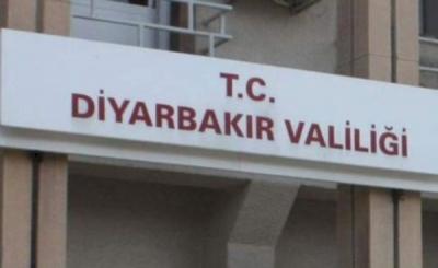 Diyarbakır'da toplantı ve yürüyüşler yasaklandı