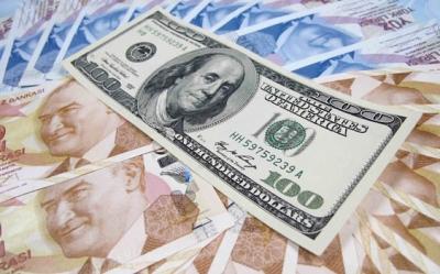 Dolar 2,90'nın altına geriledi