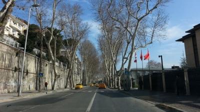 Dolmabahçe-Ortaköy arasında yer altına imar izni verildi