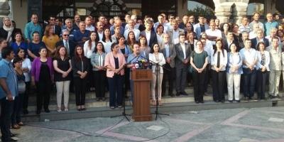 DTK'dan şok karar: Abdullah Öcalan için açlık grevine gidecekler!