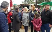 Düzce Belediyeler Birliği tarafından yapılan katı atık tesisine köy halkından itiraz geldi
