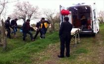 Elazığ'da emekli bir kişi mezarlıkta intihar etti