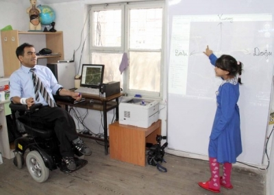 Engelli öğretmen adaylarının