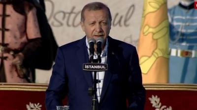 Erdoğan Fetih şöleninde konuştu: Oyunu bozmak için hazırlık yapıyoruz