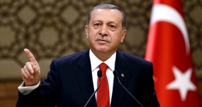 Cumhurbaşkanı Erdoğan, 'Birlik ve Kardeşlik Mitingi' için Gaziantep'te