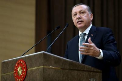 Erdoğan: 'O gece meydanları dolduran seçilenler değil, vatandaşlardı'