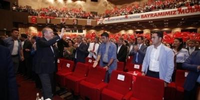 Erdoğan: ''Seçilmişler bal gibi de görevden alınır''