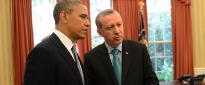 Erdoğan-Obama görşmesi gerçekleştii!
