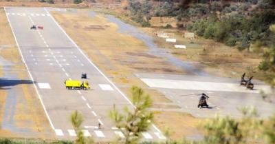 Erdoğan'a saldırı düzenleyen 2 helikopter hala bodrum'da