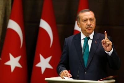 Erdoğan'dan ABD'nin Ypg'ye desteğine sert tepki