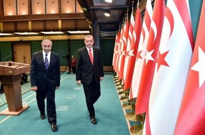 Erdoğan'dan Kıbrıs sorununa ilişkin: 'Gerekli siyasi anlayış ve esnekliğin gösterilmesi...'