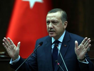 Erdoğan:''İşinize bakın''