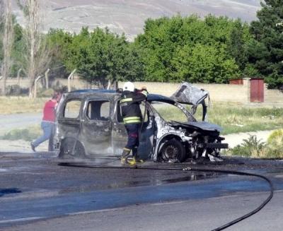 Erzincan'da bombalı saldırı!