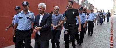 Eski AKP İl Başkanı tutuklandı
