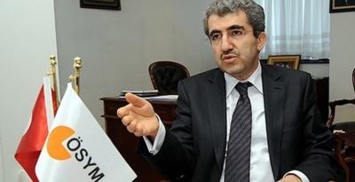 Eski ÖSYM başkanı ve Boydak hakkında iddianame hazırlandı